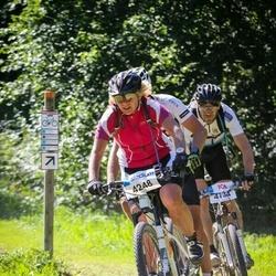Cycling 94 km - Åsa Nilsson (4248)