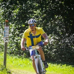 Cycling 94 km - Marcus Holmberg (4546)