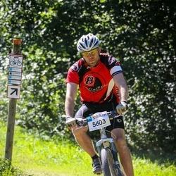 Cycling 94 km - Fredrik Hermanson (5603)