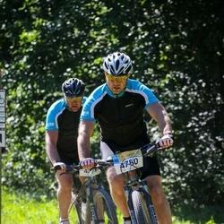 Cycling 94 km - Fredrik Norberg (4780)