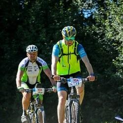 Cycling 94 km - Anders Carlsäter (5592), Tore Mårtenson (6411)
