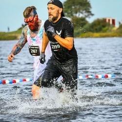 Tough Viking Malmö - Linus Tomasson (2167), Lasse Søby Larsen (2399)