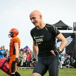 Tough Viking Malmö - Peter Somfai (2096)
