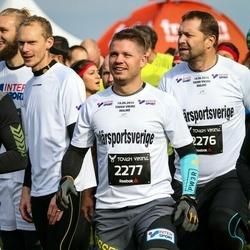 Tough Viking Malmö - Christian Göransson (2276), Daniel Haraldsson (2277)