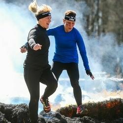 Tough Viking Göteborg - Charlotte Möller (2079), Ansi Heinonen (2080)