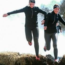 Tough Viking Göteborg - Amanda Andersson (3930), Matilda Broberg (3931)
