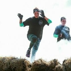 Tough Viking Göteborg - Sara Bengtsson (4081), Ida Bengtsson (4082)