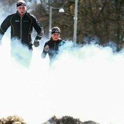 Tough Viking Göteborg - Sara Larsson (4135), Björn Johansson (4214)
