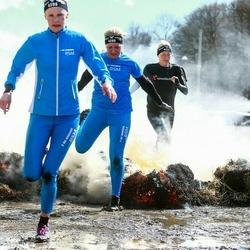 Tough Viking Göteborg - Julia Sjövall (4223), Malin Persson (4298), Emelie Johansson (4299)