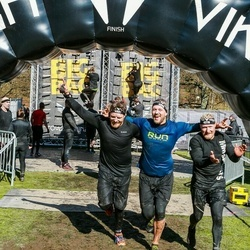 Tough Viking Göteborg - Hanna Ahlstrand (4278), Tommy Skredsfors (4880), Tommi Tetri (4887)