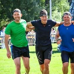 Tough Viking Stockholm - Magnus Wadenvik (2842), Anders Tojkander (2843), Joakim Östblom (2844)