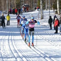 Skiing 90 km - Fredrik Byström (51)