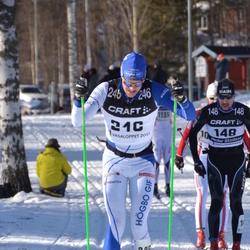 Skiing 90 km - Peder Stadaas (148), Björn Hänninen (246)