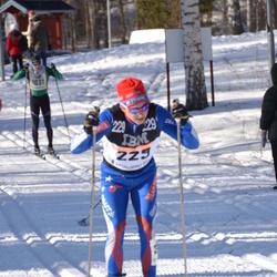 Skiing 90 km - Carl Olander (229)