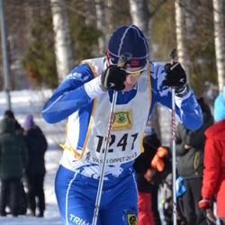 Skiing 90 km - Eirik Watterdal (1241)