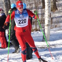 Skiing 90 km - Einar Flakveit Moxnes (220)