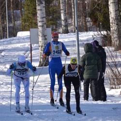 Skiing 90 km - Peter Nilsson (1283), Eirik Messelt (2460)