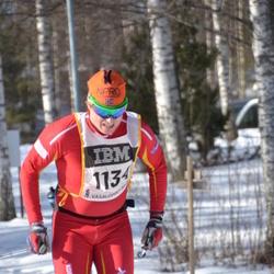 Skiing 90 km - Eirik Bjerregaard (1134)