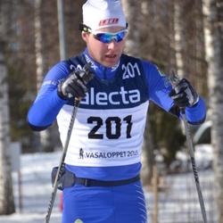 Skiing 90 km - Bjørn Horg (201)