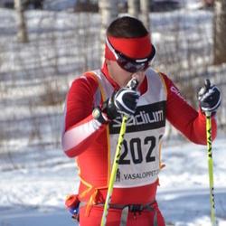 Skiing 90 km - Björn Rudlund (2028)