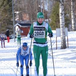 Skiing 90 km - Henrik Albertsson (2060)