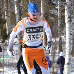 Skiing 90 km - Eivind Steffensen (3362)