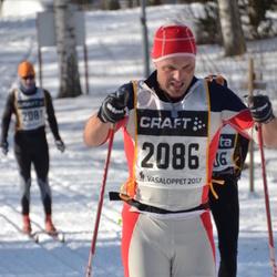 Skiing 90 km - Fredrik Ström (2086)