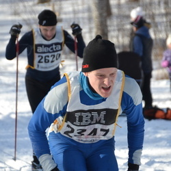 Skiing 90 km - Bjørnar Engh (2347)