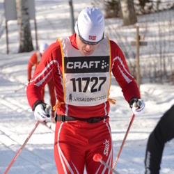 Skiing 90 km - Jan-Bent Nilssen (11727)