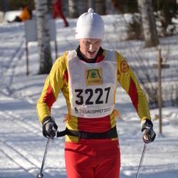 Skiing 90 km - Björn Svernhage (3227)