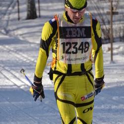 Skiing 90 km - Alexey Makarov (12348)