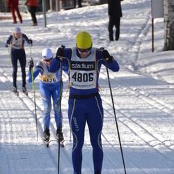 Skiing 90 km - Adrian Hörnqvist (4806)