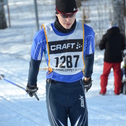Skiing 90 km - Andreas Grann (1287)
