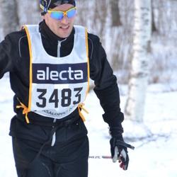 Skiing 90 km - Anders Allard Lindström (3483)