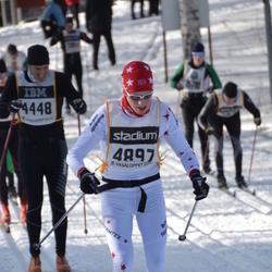 Skiing 90 km - Bjørn Balstad (4897)