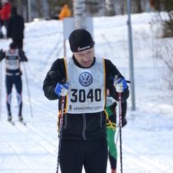 Skiing 90 km - Christer Evebring (3040)