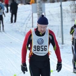 Skiing 90 km - Jarmo Juntura (9856)