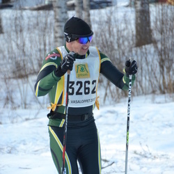 Skiing 90 km - Anders Persson (3262)