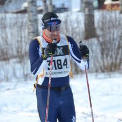 Skiing 90 km - Andre Börve (3184)