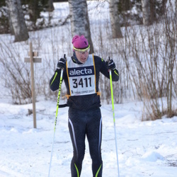 Skiing 90 km - Christian Hagberg (3411)