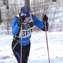 Skiing 90 km - Christer Nilsson (3173)