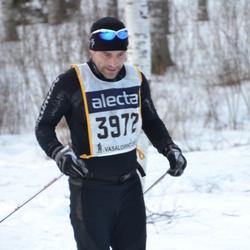 Skiing 90 km - Jarle Naesset (3972)