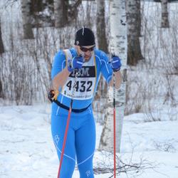 Skiing 90 km - Henrik Lindqvist (4432)