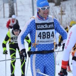 Skiing 90 km - Alessandro Fabrizi (4884)