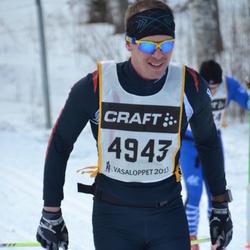 Skiing 90 km - Henrik Andersson (4943)