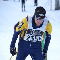 Skiing 90 km - Alessandro Carcano (2355)