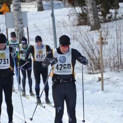 Skiing 90 km - Christer Obbarius (4260)