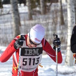 Skiing 90 km - Christian Tennstedt (5113)
