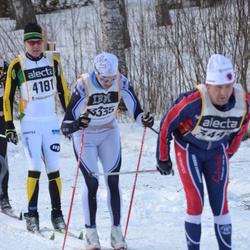 Skiing 90 km - Anders Nordin (4181)