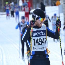 Skiing 90 km - Alfred Wikner (14947)